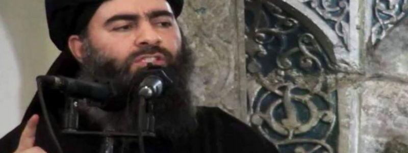 ISIS terrorist group leader al-Baghdadi killed eight followers in Iraq