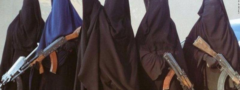 ISIS terrorists are trying to attract young women to carry out suicide attacks