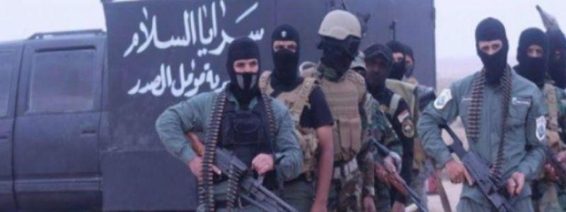 ISIS terrorists kidnapped three Shi'ite militiamen in Iraq