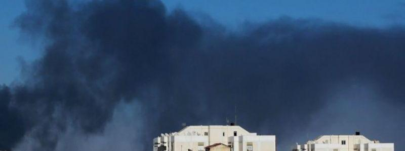 ISIS terrorists killed four and kidnapped many people in the attack on police station in Libya