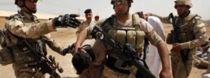 Iraqi troops arrested Islamic State terrorist in Mosul city