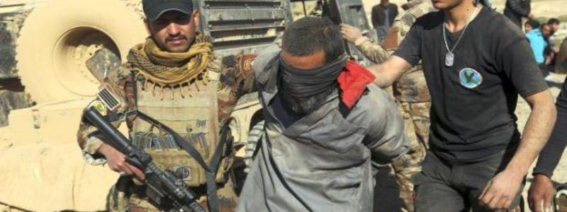 Iraqi troops detained Islamic State terrorist in southern Baghdad