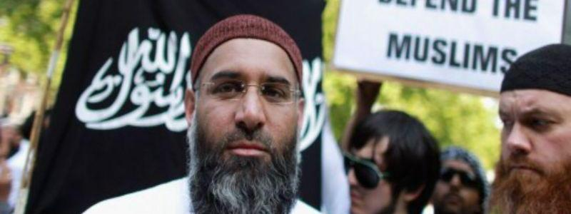Islamist hate preacher Anjem Choudary set for early release