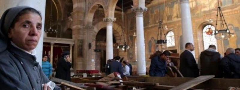 Military court sentences 17 ISIS terrorists to death for the attack on Coptic churches