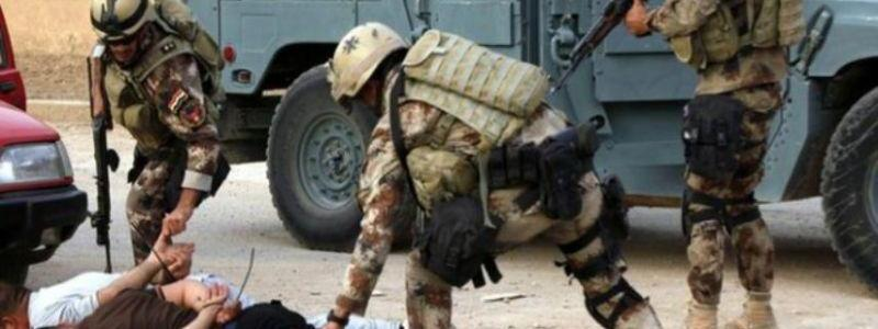 One ISIS terrorist killed and six others are arrested east of Mosul
