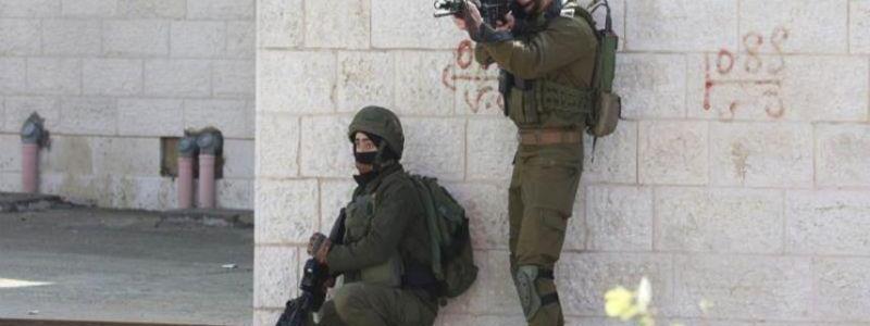 Palestinian man shot dead after alleged car-ramming attempt