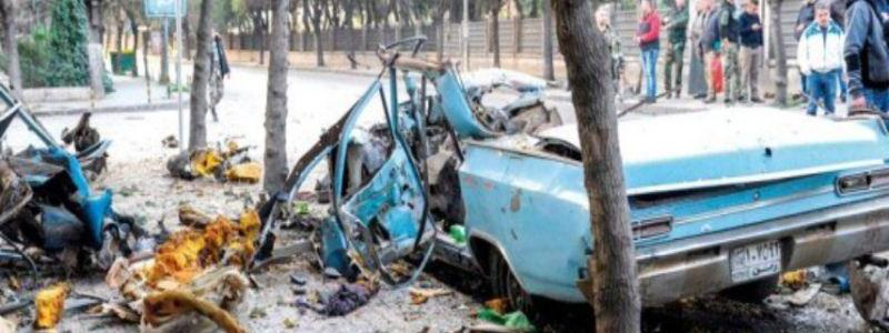 Second bomb attack in the past days hits Damascus