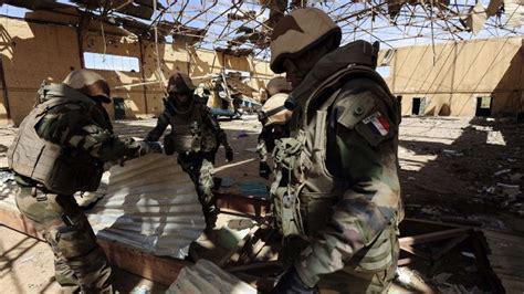 Seven soldiers, one civilian killed in Mali bomb blast