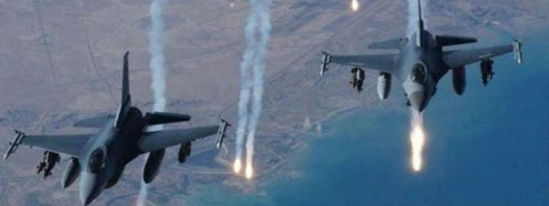 Six aides to the ISIS chief al Baghdadi killed in airstrike on Iraq's Anbar