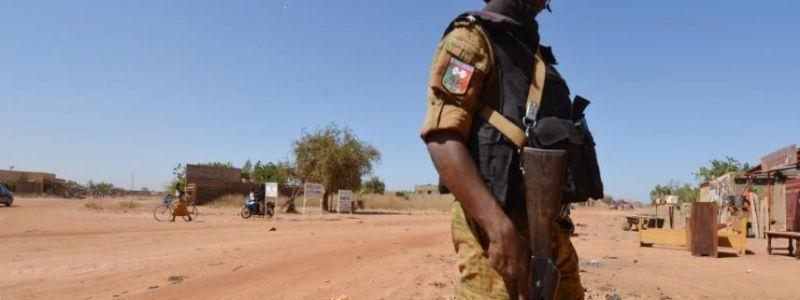 Ten police officers killed in ambush in Burkina Faso near the Mali border