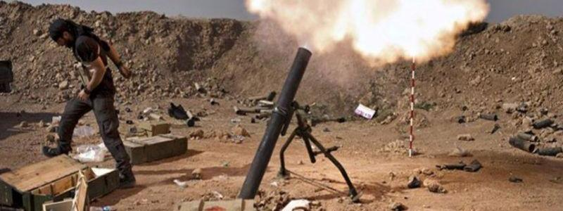 Three mortar missiles fired by the Islamic State terrorists northeast of Diyala