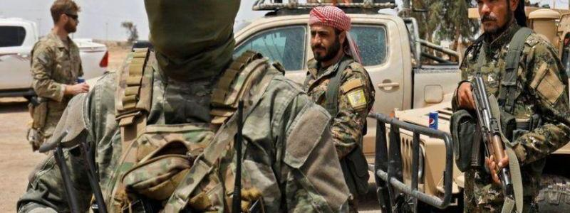 U.S backed forces attack the last ISIS pocket in eastern Syria