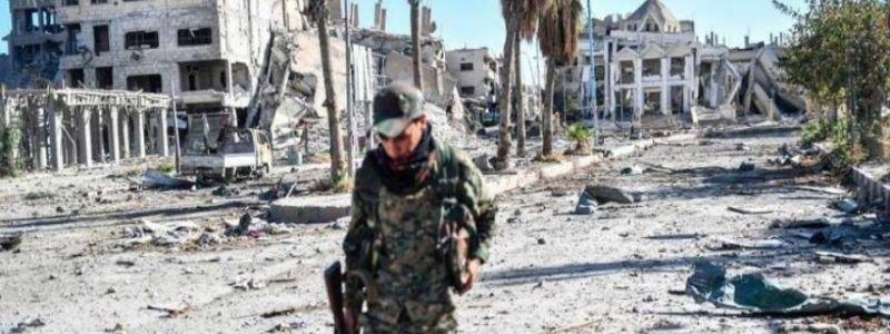 Uncovered dangerous ISIS terrorist cell in Syria's Raqqa