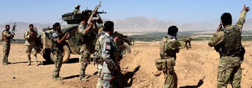 Afghan military targeted Al Qaeda's terror network in Helmand