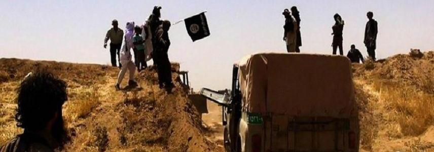 At least 200 ISIS terrorists move from Mosul to Diyala