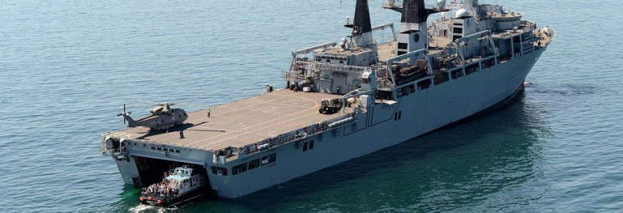 Britain's Royal Navy rescued Manchester Islamic State bomber from Libya civil war