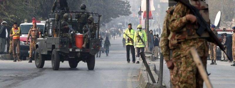 Five policemen killed in the latest terrorist attack in Pakistan