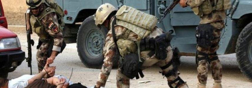 Four Islamic State terrorists killed while trying to infiltrate into Diyala