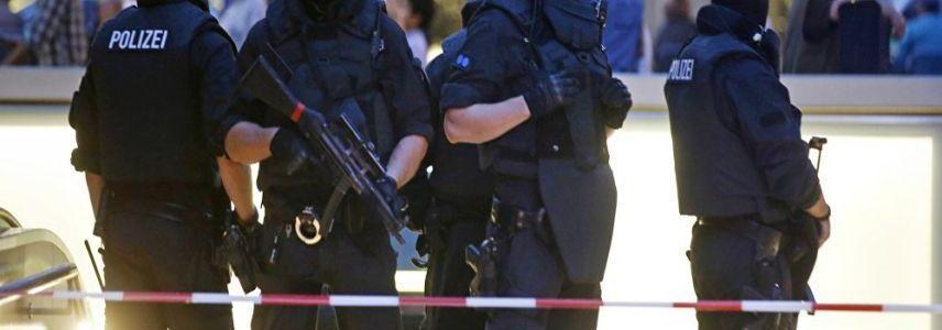 German soldier arrested for plotting a terrorist attack
