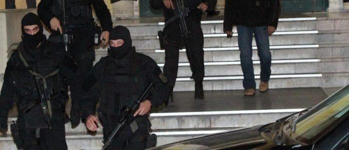 Greek authorities arrested more than 10 people on terror-funding charges