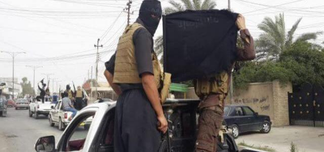 ISIS attacks Tikrit and kills 4 volunteer soldiers in Iraq
