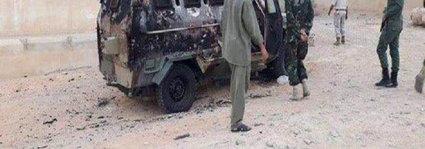 ISIS burns police station and kills two in Libya's Ajdabiya