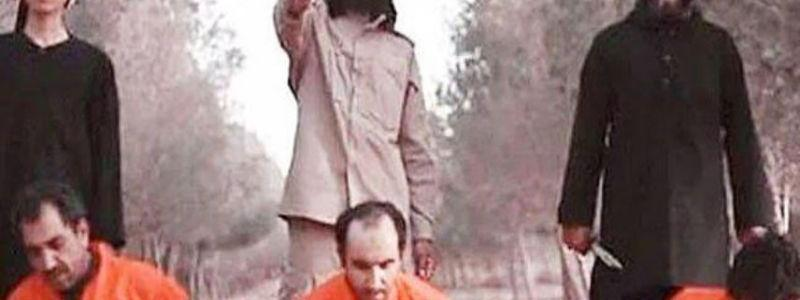 ISIS executioner who murdered prisoner in beheading video is killed by tank
