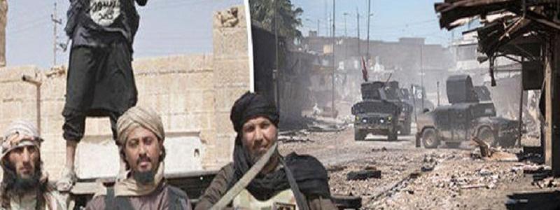 ISIS jihadis are slaughtering hundreds of civilians weekly