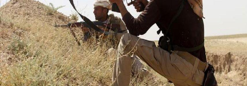 ISIS leader in charge of weapon stashes arrested northeast of Diyala