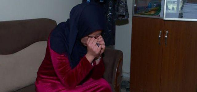Sick ISIS militants made female prisoners torture each other for not wearing a veil