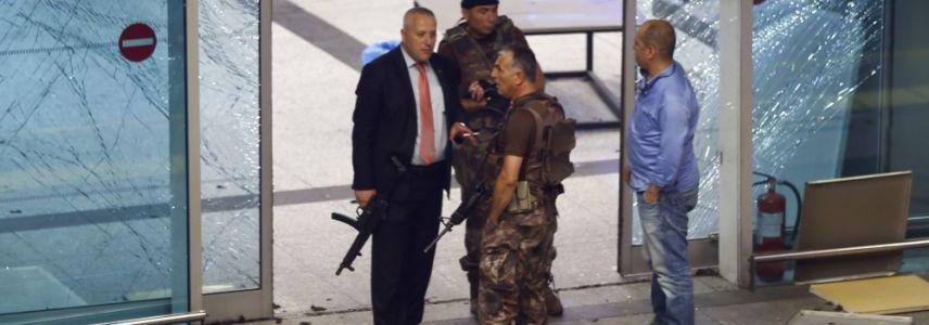 ISIS suspect of Uzbek origin nabbed at Istanbul's Atatürk Airport
