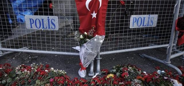 ISIS takes credit for Turkey nightclub attack that killed 39 people on New Year's Eve