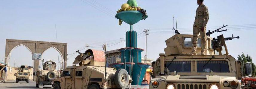 ISIS taxi drivers ferrying weapons and fighters arrested in Kabul