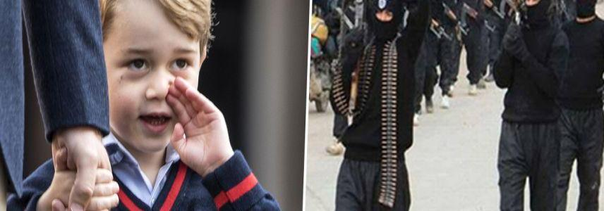 ISIS terror group supporter accused of encouraging terrorists to attack Prince George