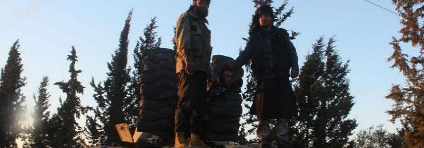 ISIS terrorist group captures 2% of Daraa