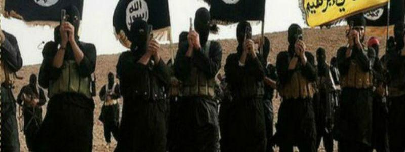 ISIS terrorist group threatens the U.S.-led campaign in Raqqa