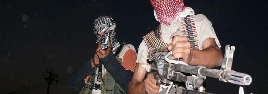 ISIS terrorists killed three Hashd al-Shaabi fighters