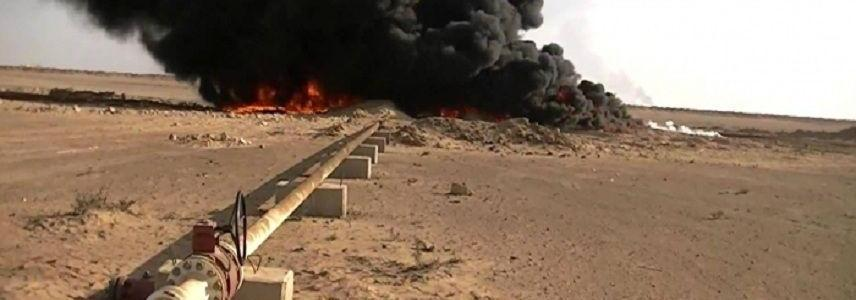 ISIS terrorists recapture oil fields in Eastern Deir Ezzor