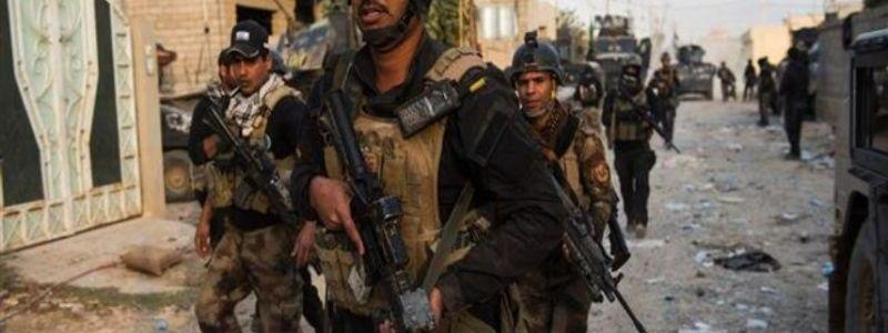 Iraqi security forces arrested three Islamic State terrorists in Mosul