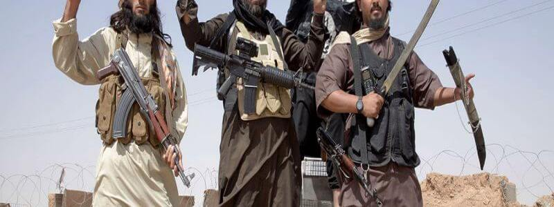 Islamic State terrorists attack U.K. special forces base in Syria