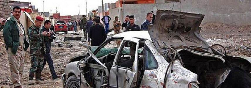 Islamic State car bomber arrested in Nineveh by the Iraqi authorities
