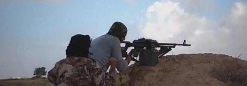 Islamic State group leader killed in Egypt's Sinai