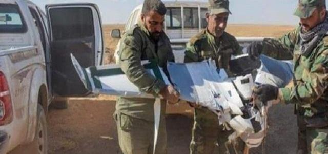 Islamic State-guided drone downed in Salahuddin