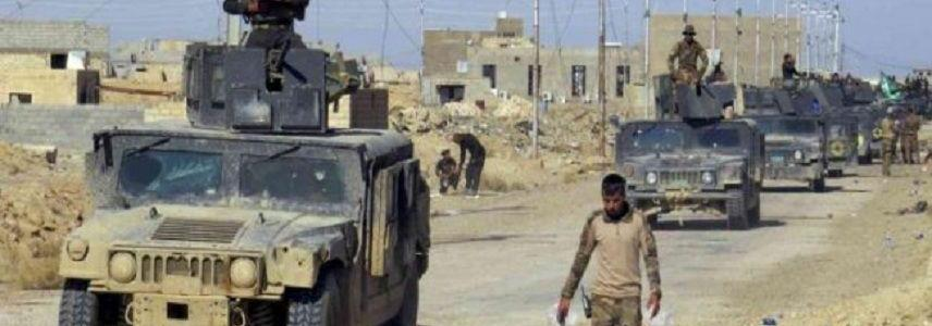 Islamic State plans suicide attacks in desert regions in Anbar