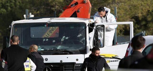 Islamic State supporters celebrate Jerusalem truck terrorist attack
