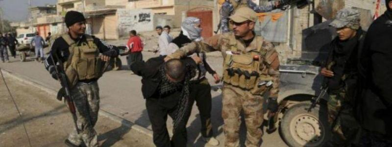Islamic State terrorist arrested while booby-trapping vehicle in Iraq