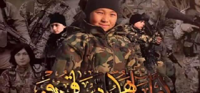 Islamic State video threatens China with homegrown fighters