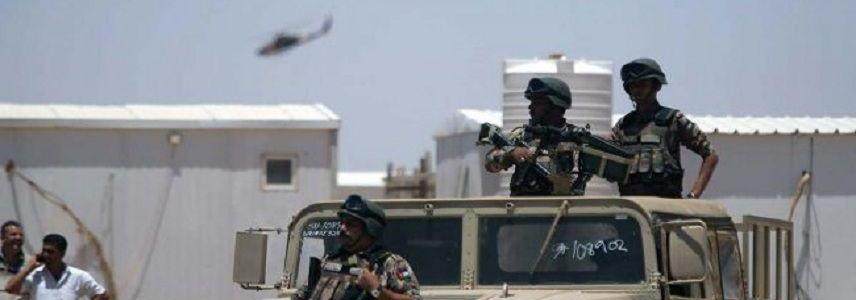 Jordan authorities arrested two people while infiltration into Syria