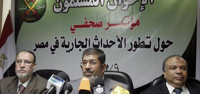 Muslim Brotherhood is launching new TV satellite channel