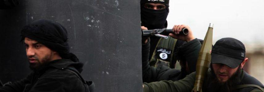 Palestinian national arrested for having connections with ISIS terrorist group